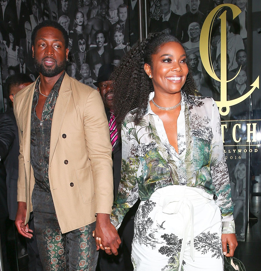 Gabrielle Union: Couples Therapy is Key to My Happy Marriage