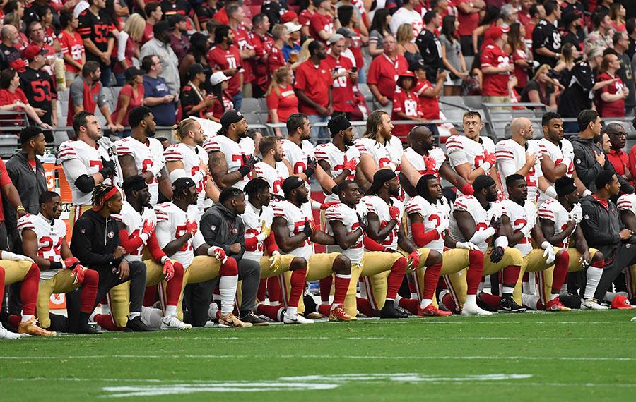 San Francisco 49ers vArizona Cardinals