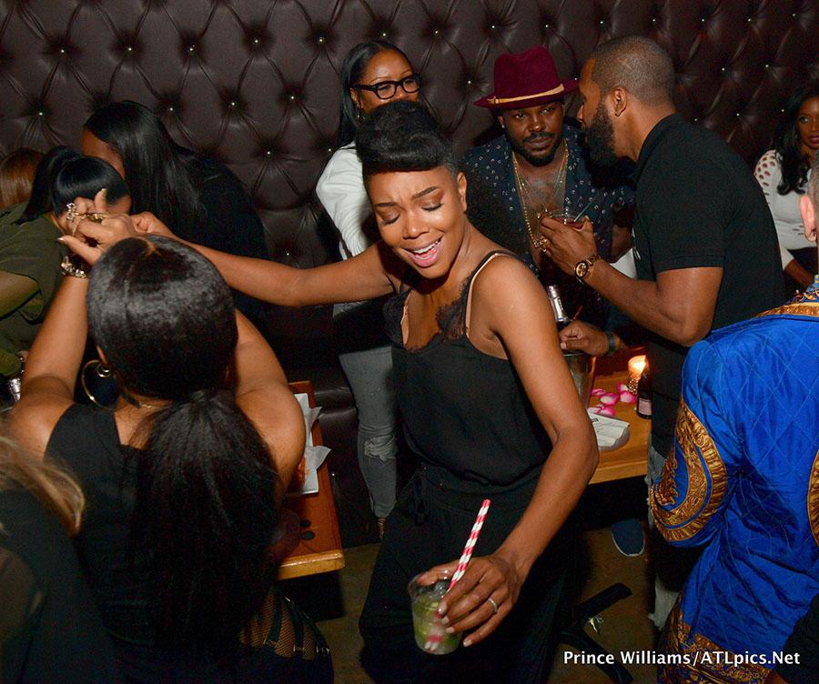Gabrielle Union Book Tour After Party