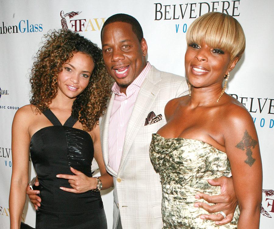 Starshell, Kendu Isaacs, Mary J. Blige