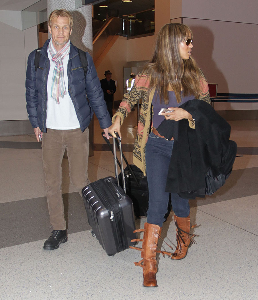 Tyra Banks Dad: Tyra Banks Splits From Photographer Boyfriend