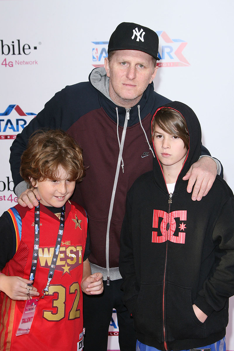 Michael Rapaport & sons