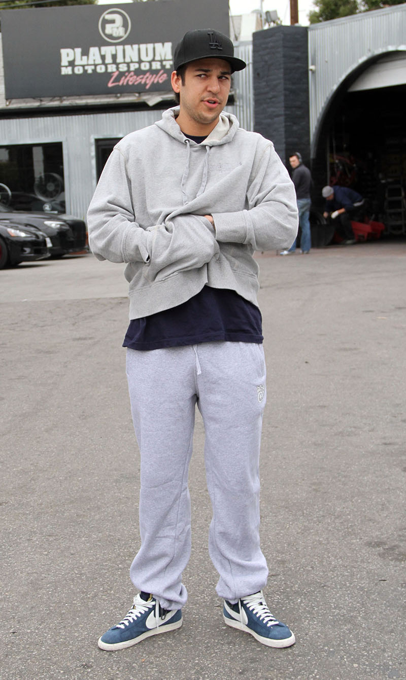 Blac Chyna Claims Rob Kardashian Paid 100k For Weight