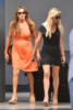 Bruce Caitlyn Jenner and Sophia Hutchins
