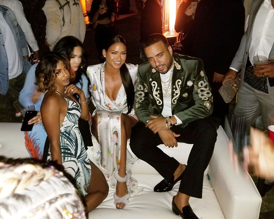 Cassie, French Montana