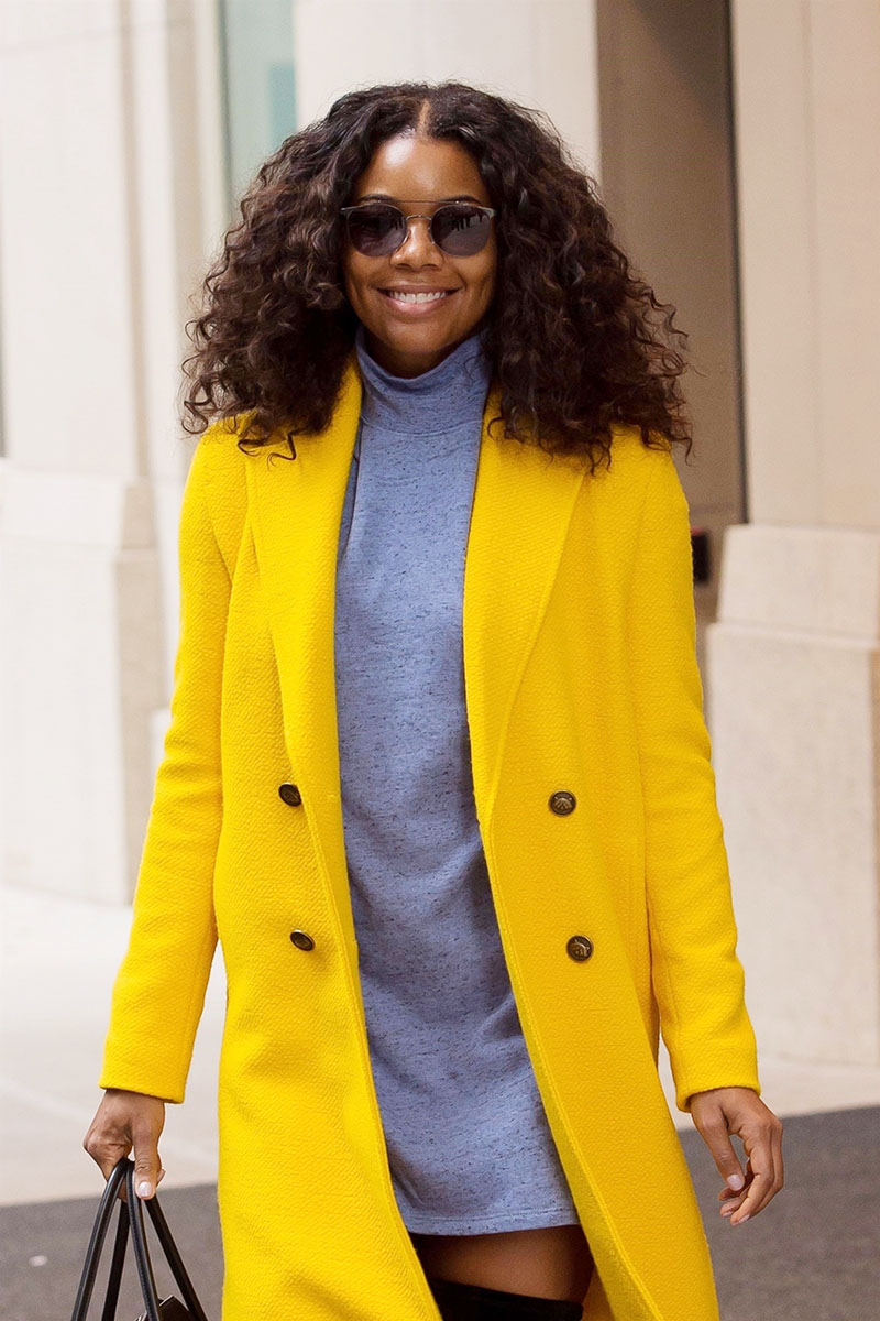 Gabrielle Union Wearing Mira Mikati