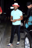 Floyd Mayweather, Jr Wearing Christian Louboutin