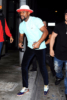 Floyd Mayweather, Jr Wearing Christian Louboutin