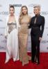 Bella Hadid, Gigi Hadid, and Yolanda Foster