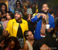 DJ Holiday, Wale, Dave East