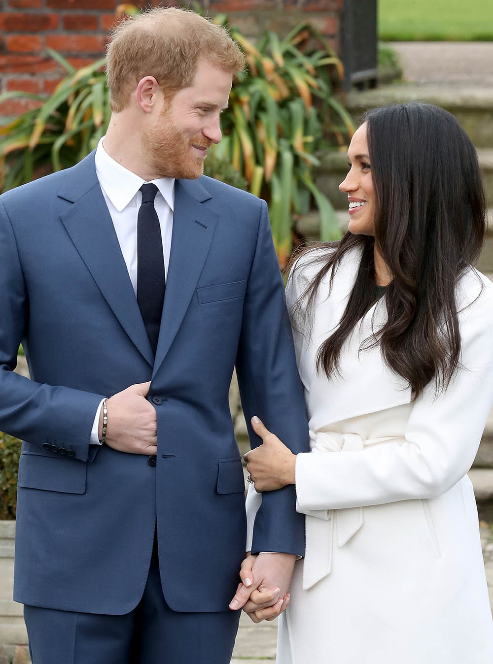 Prince Harry & Ms Meghan Markle