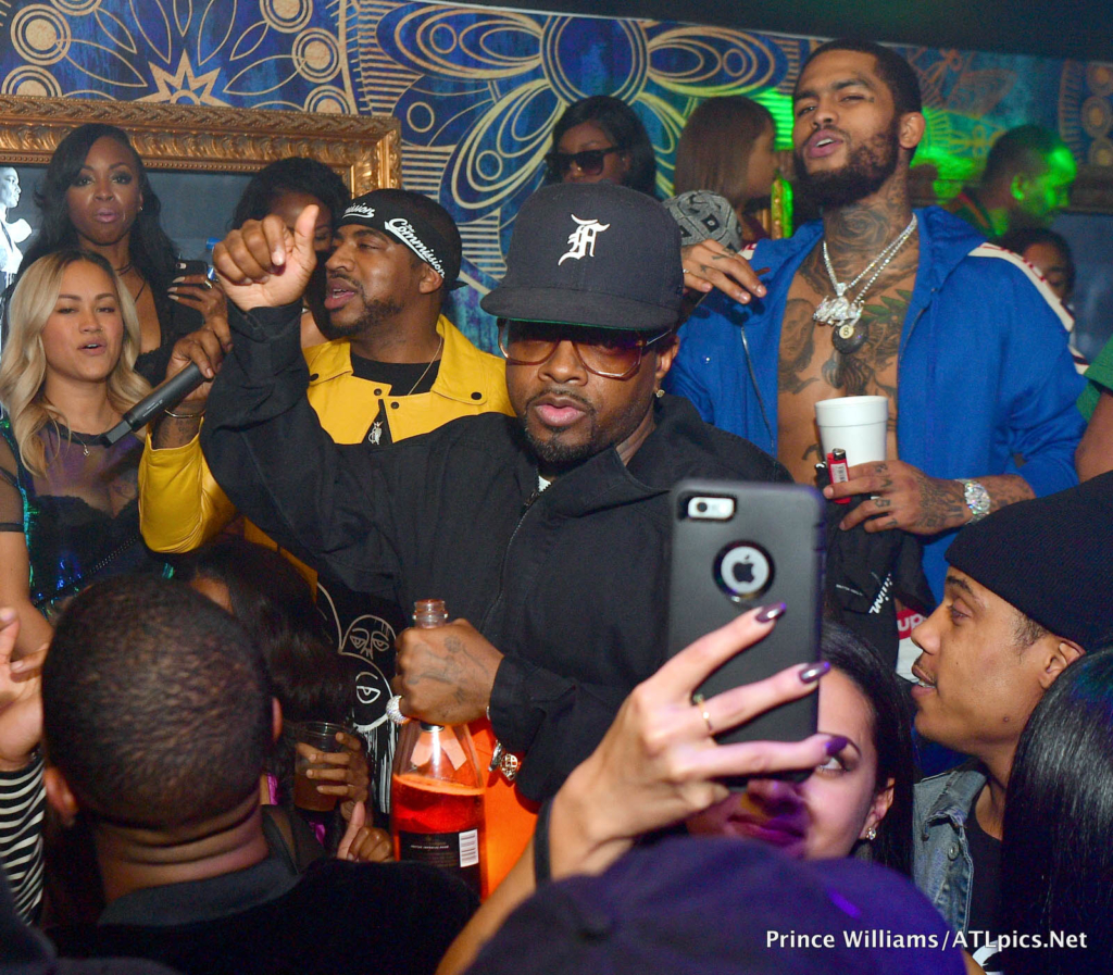 DJ Holiday, Jermaine Dupri, Dave East