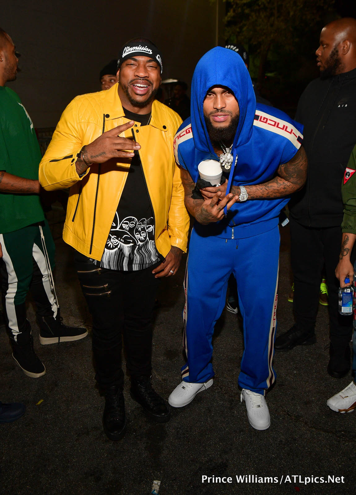 DJ Holiday, Dave East