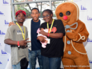Ludacris at Children's Healthcare of Atlanta