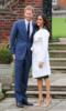 Prince Harry & Meghan Markle photocall