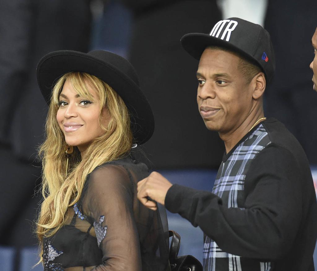 Jay-Z & Beyonce