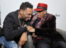 Anthony Anderson and Quincy Jones attend Buscemi x Quincy Exclusive Launch at Neiman Marcus