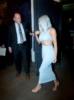 Kim Kardashian leaving an event at The Grove