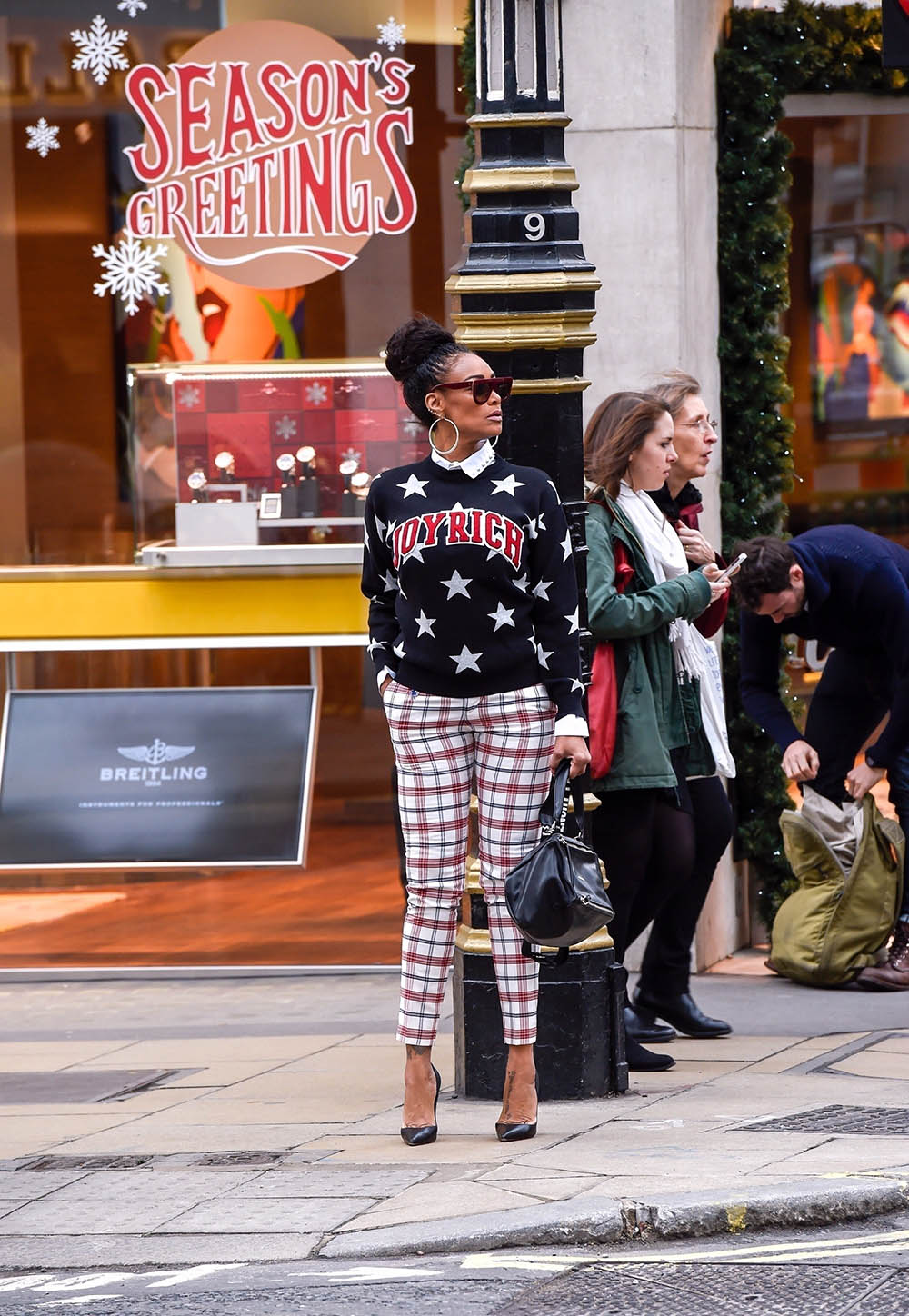 Tami Roman in London