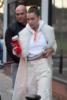 Bella Hadid at Starbucks in London