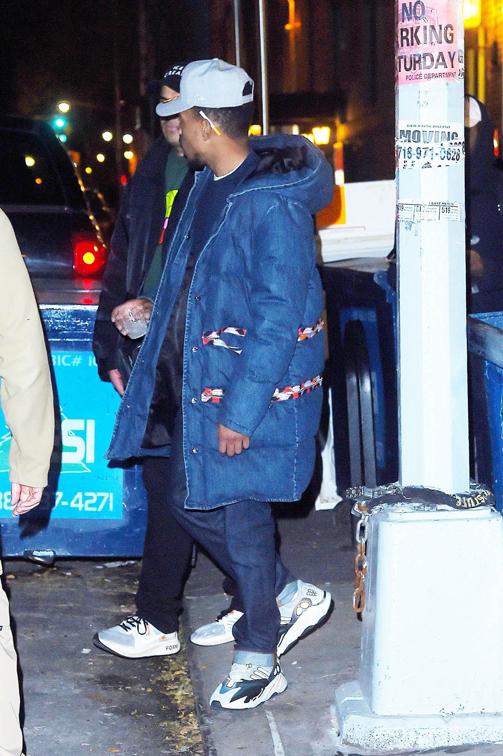 Chance The Rapper in New York City