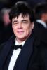Benicio Del Toro at Star Wars: The Last Jedi' premiere in London