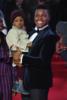 John Boyega and nephew JJ