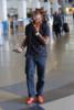 Kodak Black at LAX airport