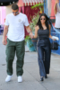 Kourtney Kardashian & boyfriend Younes Bendjima