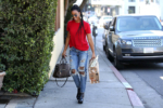 Kelly Rowland in West Hollywood