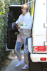 Justin Bieber heads to a meeting in Beverly Hills