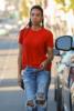 Kelly Rowland in West Hollywood