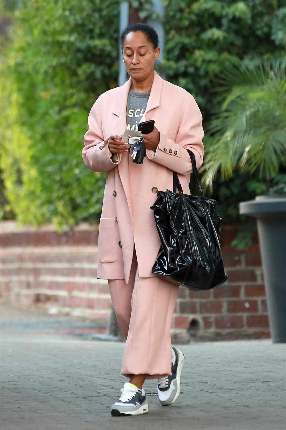 Tracee Ellis Ross in Beverly Hills