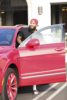 The Game leases red Bentley Bentayga for the holidays