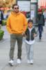 Scott Disick & son Mason Disick