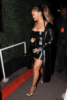 Rihanna and Melissa Forde attend Jay-Z's concert at The Forum