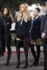 Petra Ecclestone attend Jay-Z's concert at The Forum