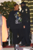 Queen Latifah and girlfriend Eboni attend Jay-Z's concert at The Forum