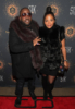 Big Boi & wife Sherlita Patton at Janet Jackson Concert After Party