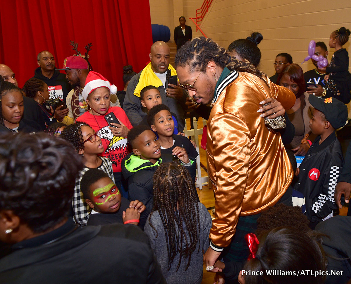 Future Annual FreeWishes Foundation Christmas Event in Atltanta