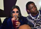 Keyshia Ka'Oir, Migos Attend Gucci Mane Album Release Party at Gold Room in Atlanta