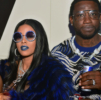 Keyshia Ka'Oir, Migos Attend Gucci Mane Album Release Party at Gold Room in Atlanta