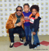 Future with sons Prince and Future Zahir