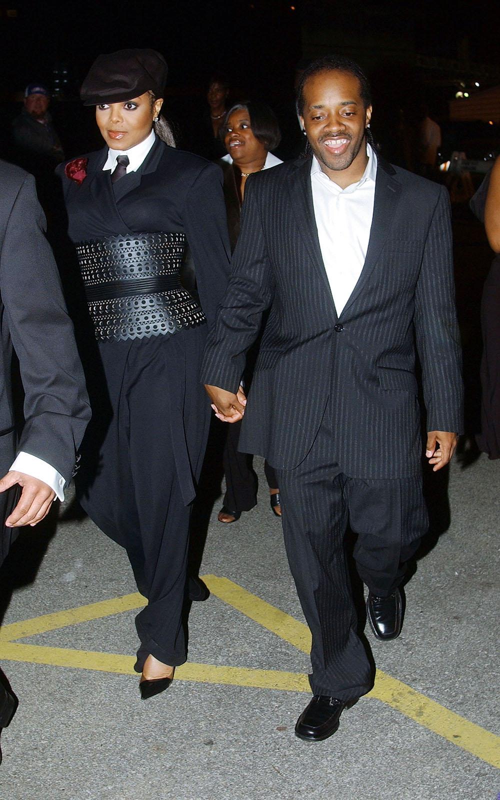 Jermaine Dupri Amp Janet Jackson At Jillian S In Louisville