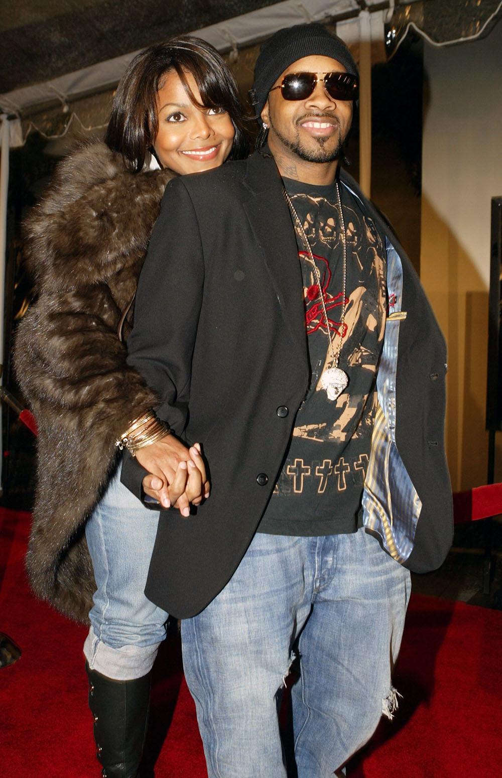 Jermaine Dupri & Janet Jackson