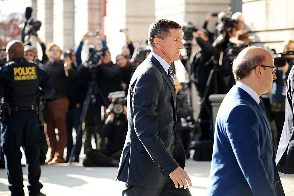 Mike Flynn pleads guilty