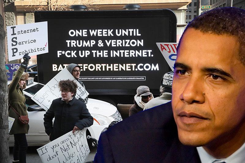 Obama Net Neutrality