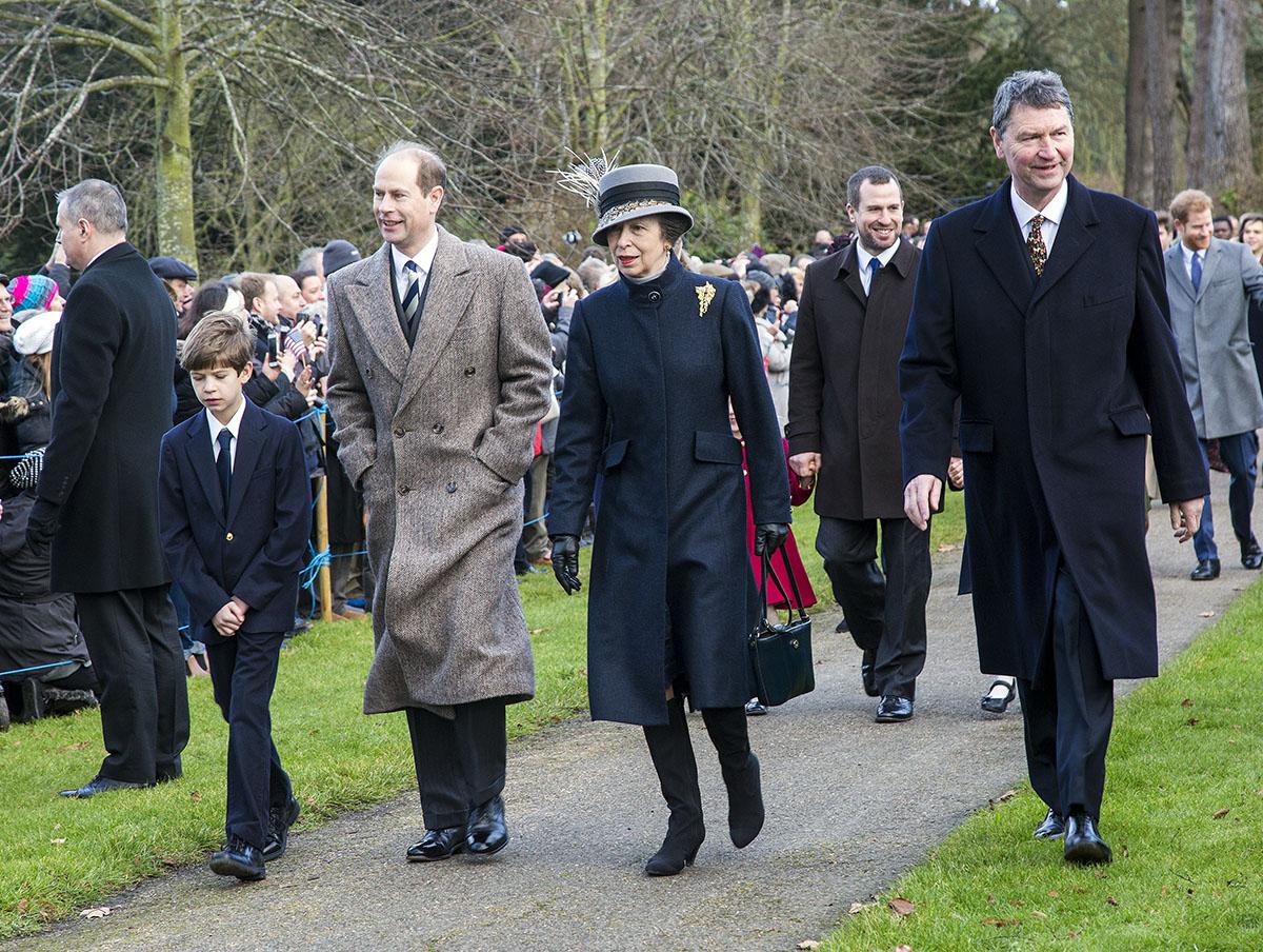 prince charles sister and brother prince edward and
