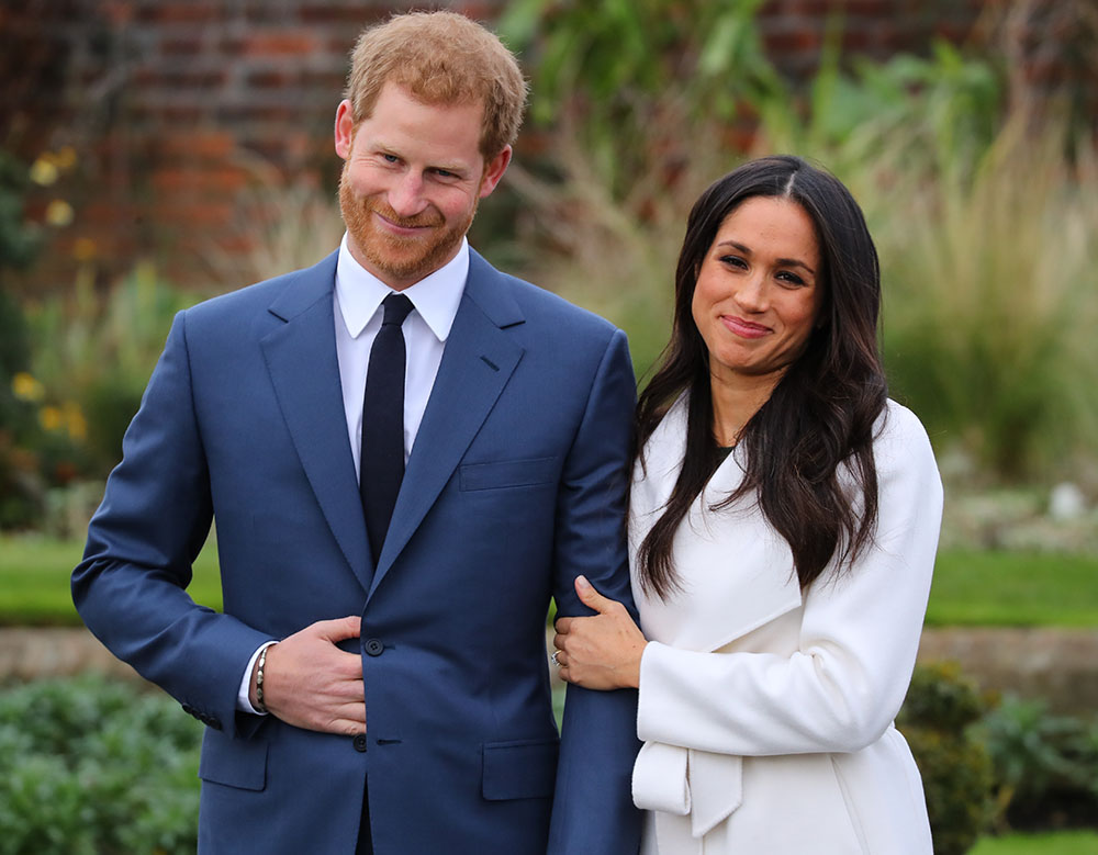 Prince Harry & Meghan Markle  engagement