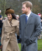 Prince Harry & Meghan Markle joins the Royal family at Sandringham on Christmas Day